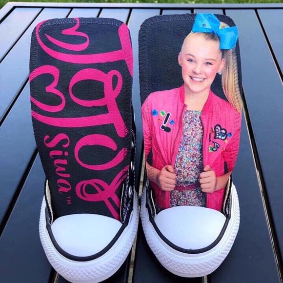 Shoes | Jojo Siwa Custom Converse
